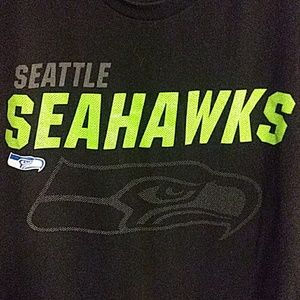 Alstyle Shirts - 🎂Seattle Seahawks graphic tee shirt
